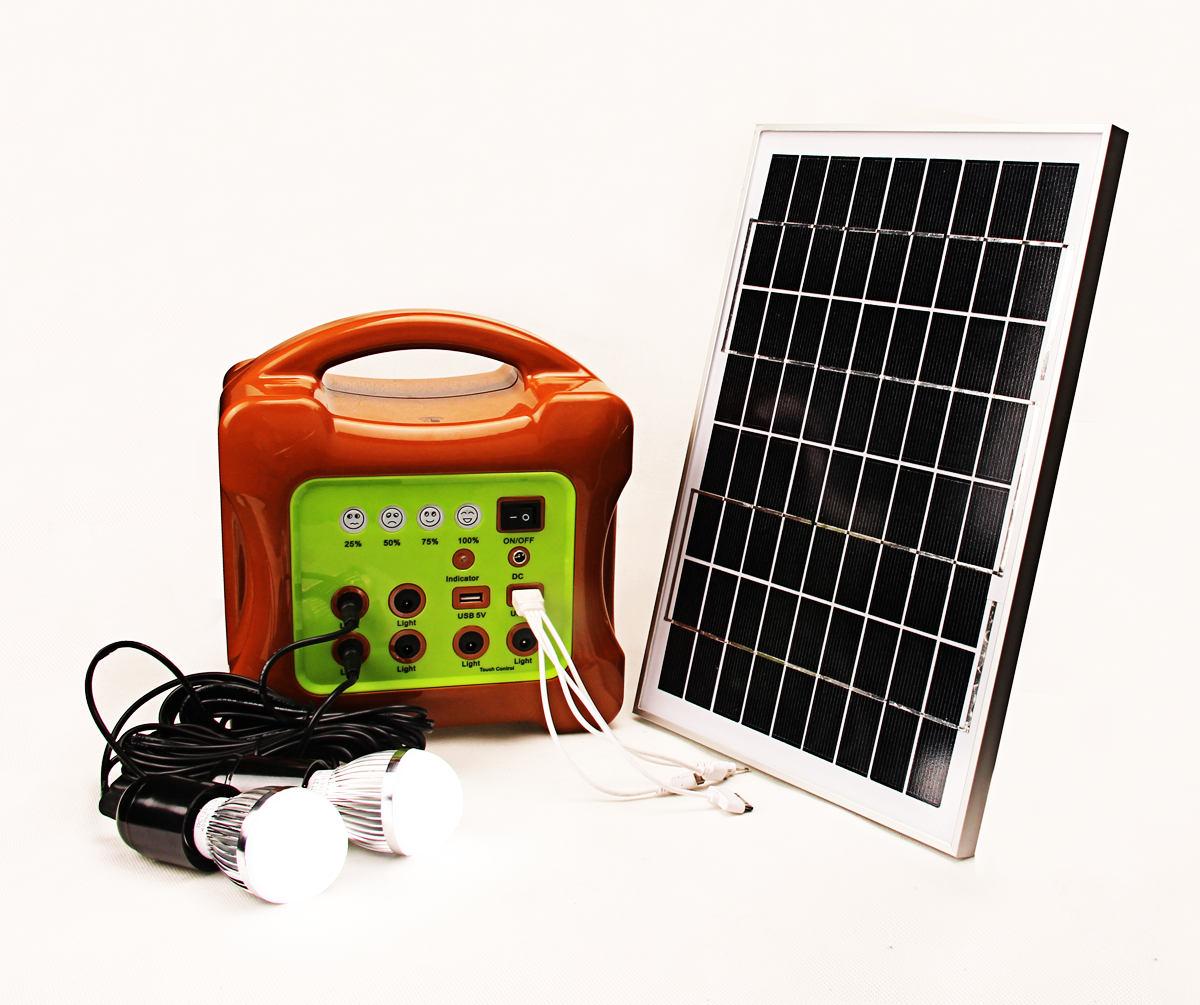 Portable solar power system [SP-P] : www.booair.com